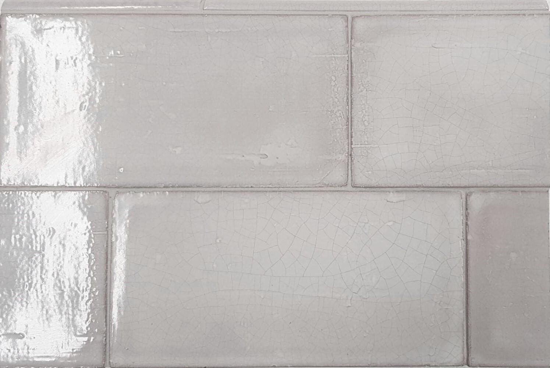 Bianco Maiolica Glossy